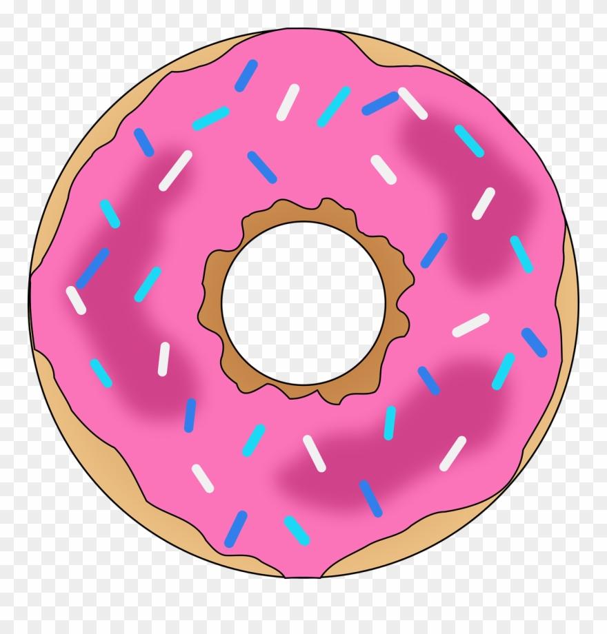 Pink Donut.