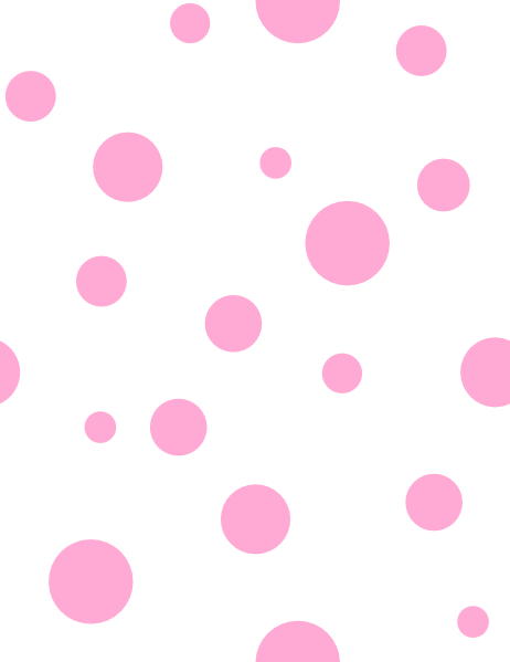 Pink Polka Dot Clip Art Clipart.