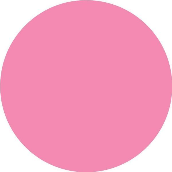 13 in. x 13 in. Pink Flirt Dots Dry Erase Memo Board.