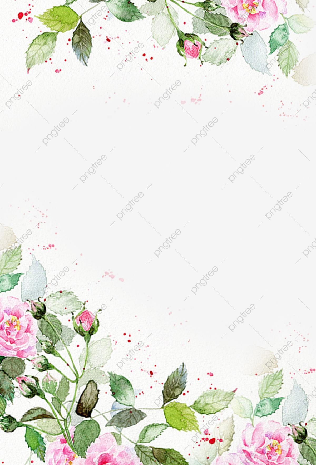 Pink Floral Background, Pink, Flowers, Rose PNG Transparent.