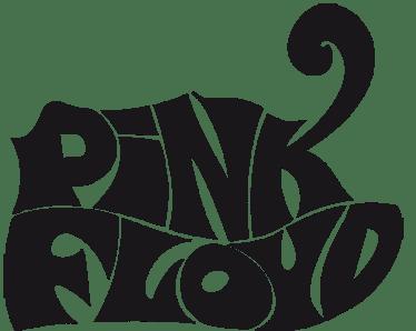 Pink Floyd Psyche Logo transparent PNG.