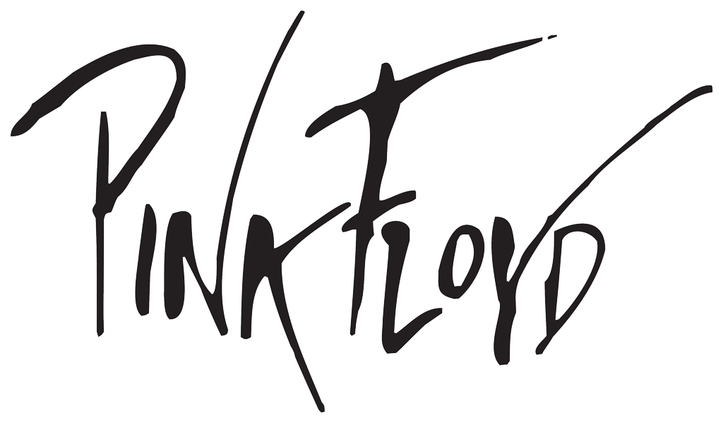 Pink Floyd Logo transparent PNG.