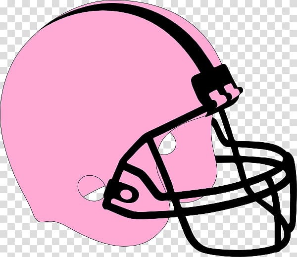 American Football Helmets Dallas Cowboys NFL , Football Pink.