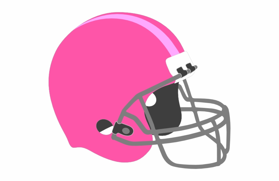Pink Football Helmet Clipart Free PNG Images & Clipart.