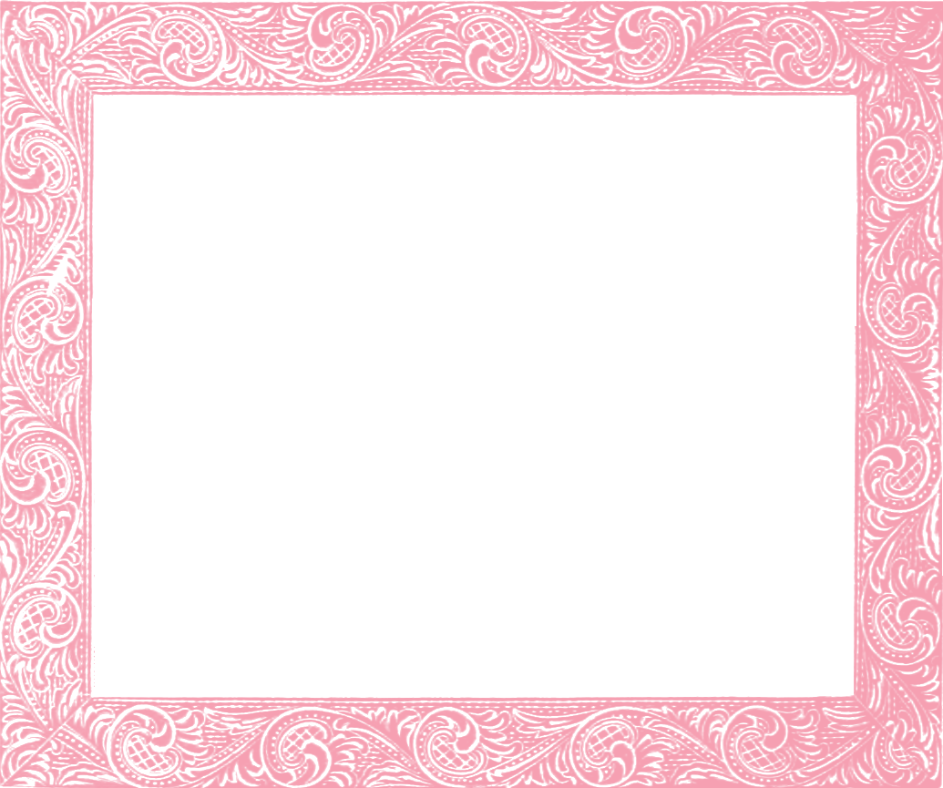 Another Free Photo Frame Clipart Image.
