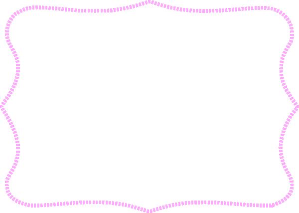 Pink Frame Clip Art at Clker.com.