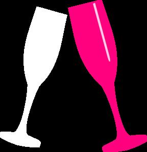 Pink Martini Clipart.