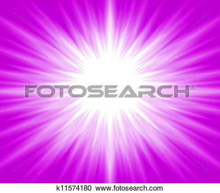 Stock Illustrations of Pink Glow Background k11574180.