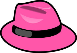 Pink Hat Clipart.