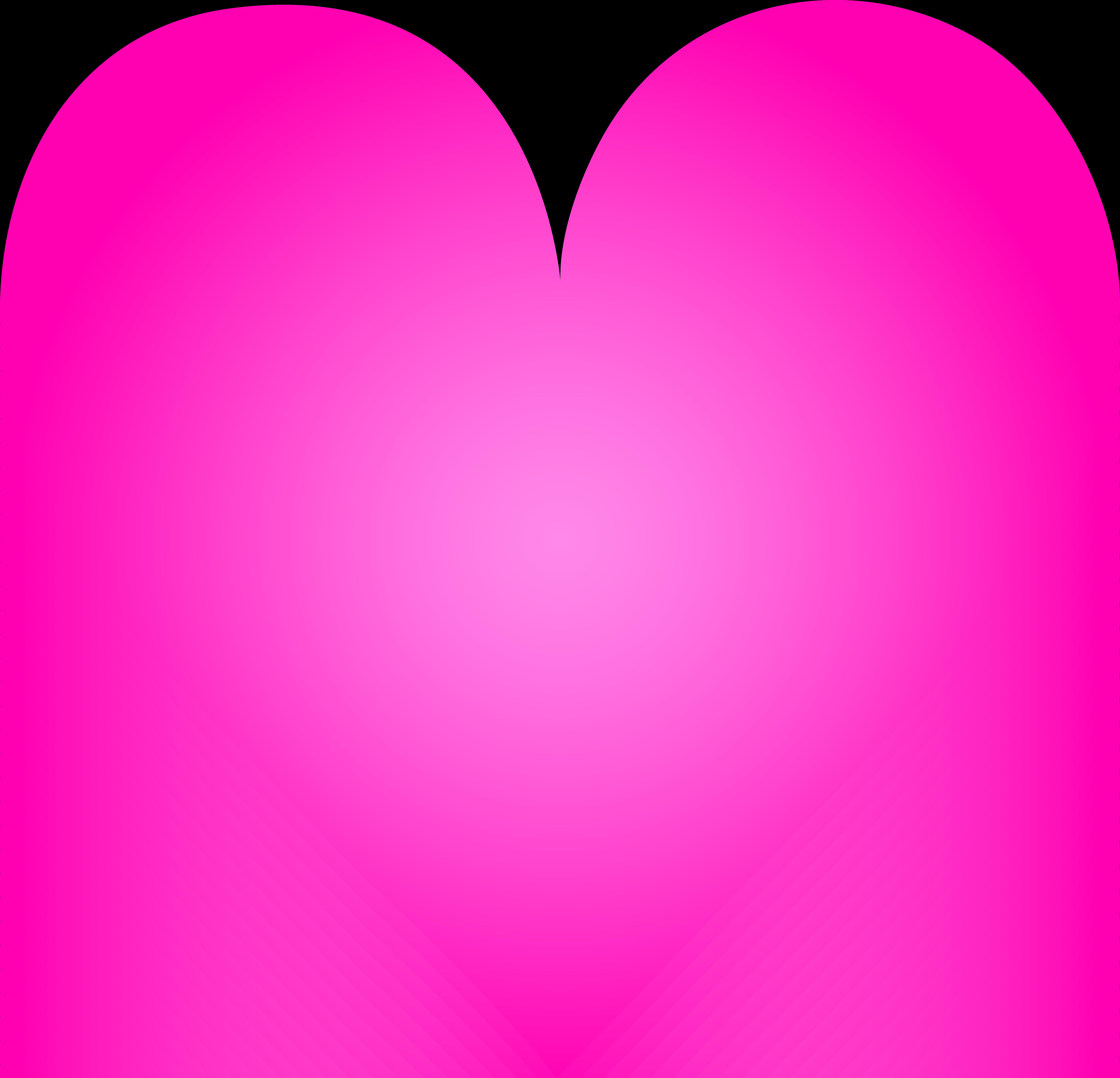 Big Pink Heart.