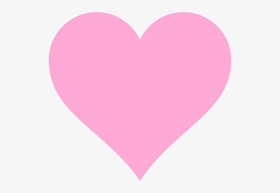 Love Heart Clipart Pink Hearts.