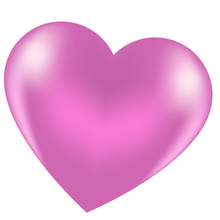 Pink Heart PNG Image Free Download searchpng.com.