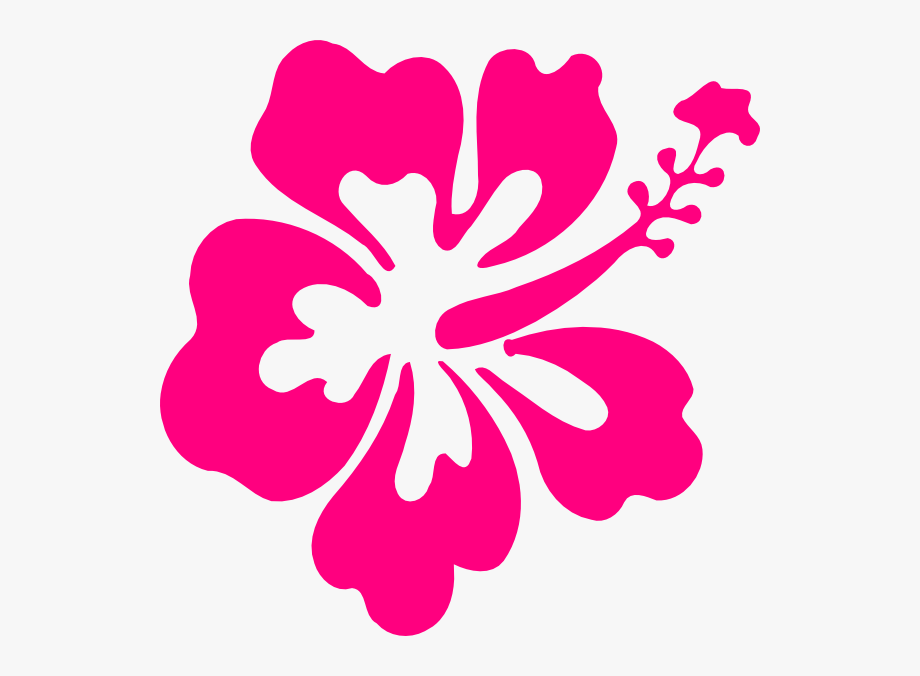 Hibiscus Clipart Free.