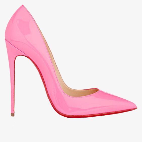 Pink high heel clipart 3 » Clipart Portal.