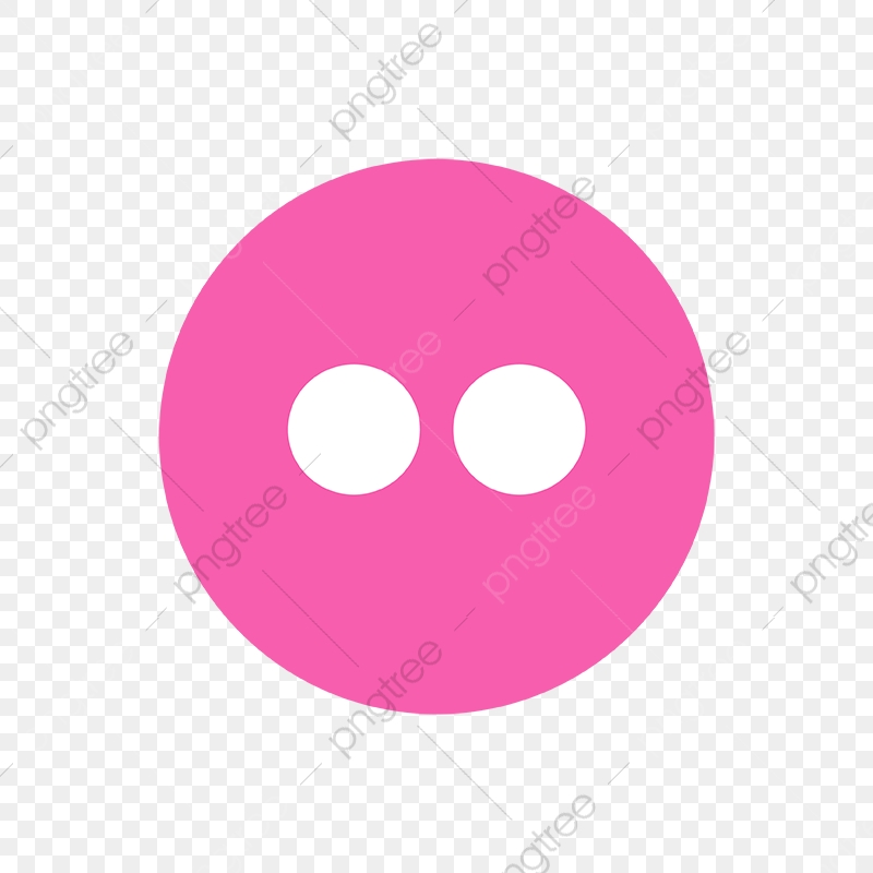 Flicker Pink Icon, Social, Media, Icon PNG and Vector with.