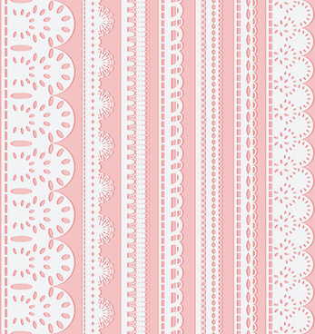 Vintage lace border clipart free vector download (14,330.