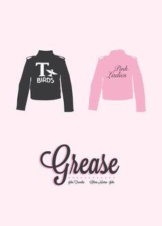 Pink Ladies Jacket Clipart.
