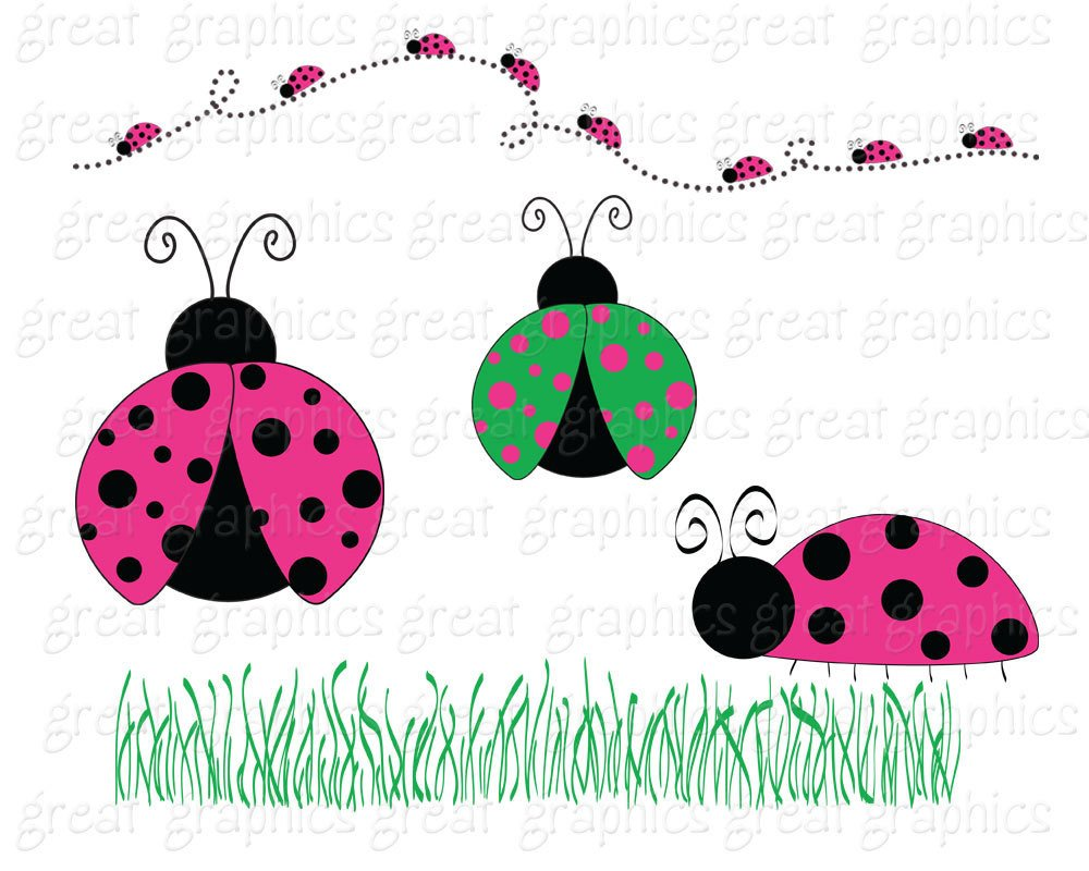 Ladybug Clipart Pink Ladybug Clipart Ladybug Clip Art Ladybug.