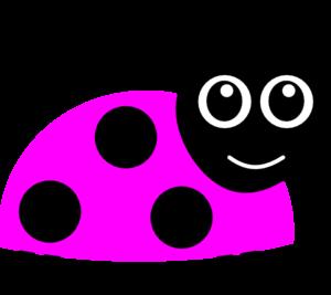 Pink Ladybug Clip Art at Clker.com.