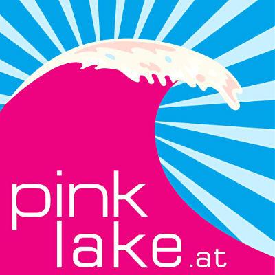 Pink Lake Festival, Wörthersee, Austria.