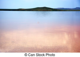 Stock Photographs of Salty pink lake photo for you csp30062693.