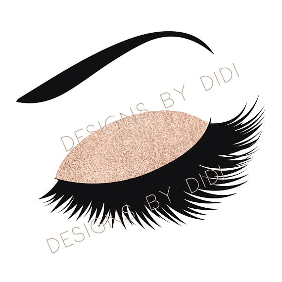 238 Lashes free clipart.