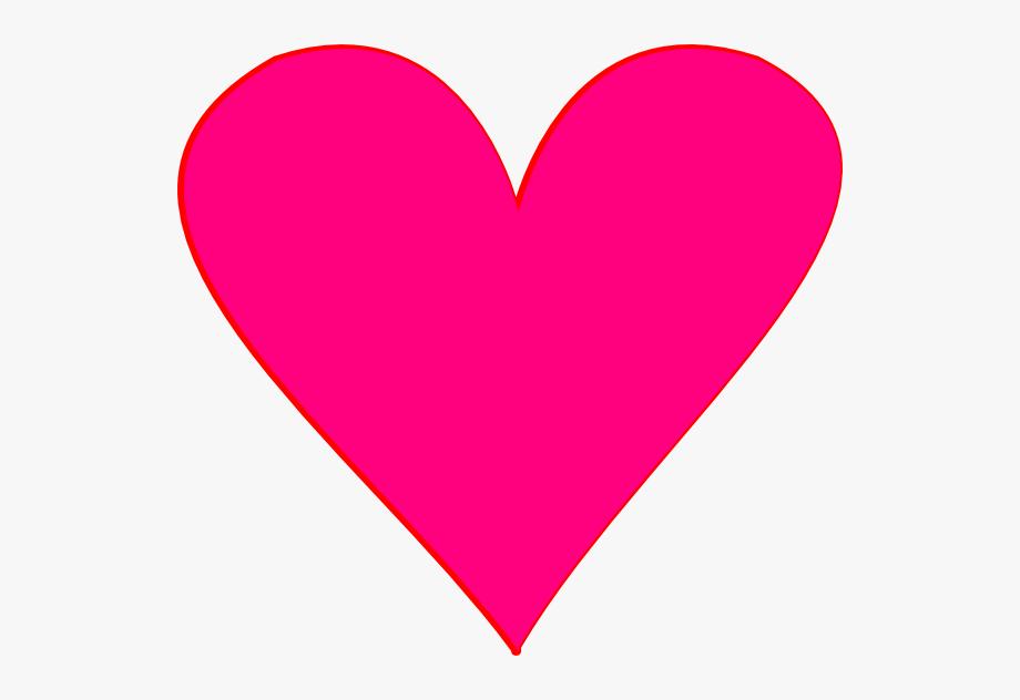 Light Pink Heart Clipart Clipart Panda Free Clipart.