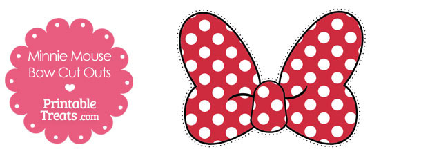 Free Minnie Mouse Bow, Download Free Clip Art, Free Clip Art.