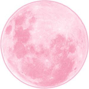 Pink moon image by DrownedUnderground on Photobucket.