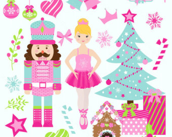 Free Ballerina Christmas Cliparts, Download Free Clip Art.