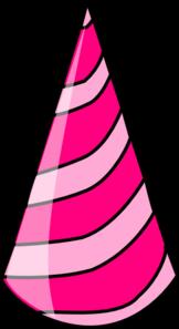 Party Hat Clip Art at Clker.com.