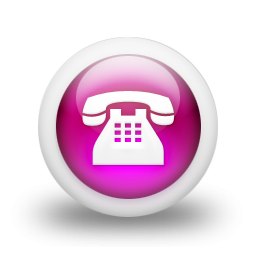 Icon clipart pink phone book.