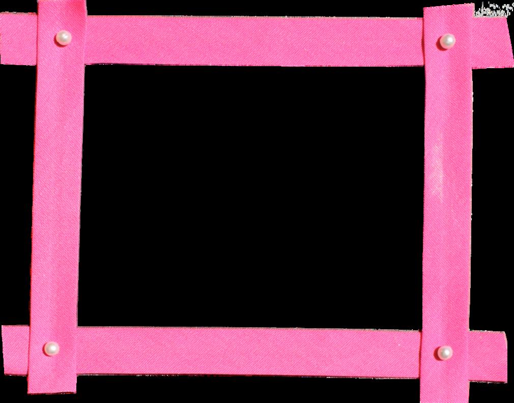 Download Pink Frame PNG.