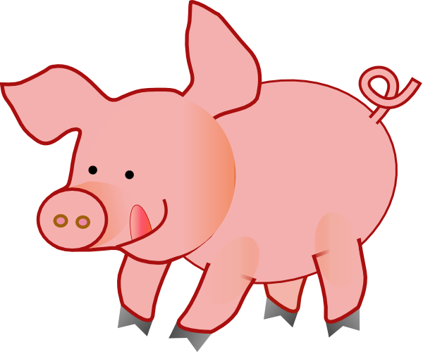 Free Pink Pig Cliparts, Download Free Clip Art, Free Clip.