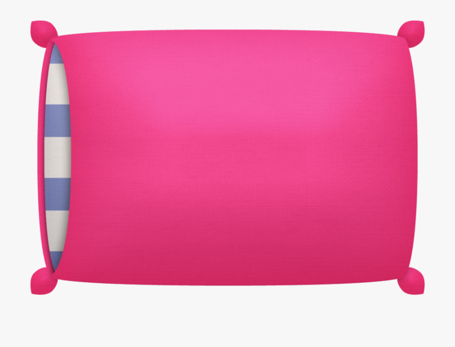 Pillow, Rectangle, Transparent Png Image & Clipart.