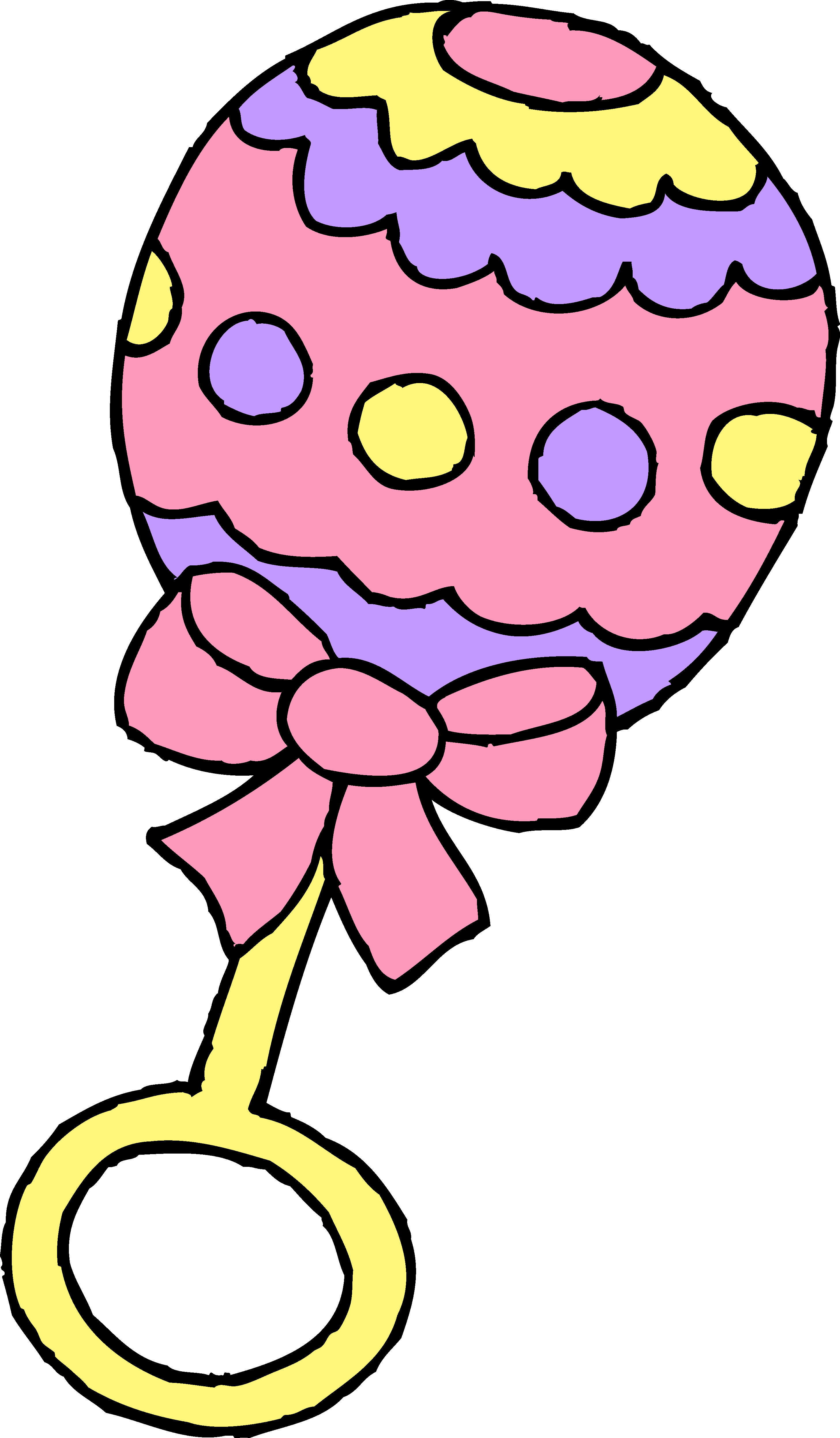 Free Baby Rattle Clipart, Download Free Clip Art, Free Clip.