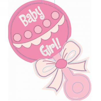 Pink Baby Rattle Clipart Images Pictures Girl Becuo.