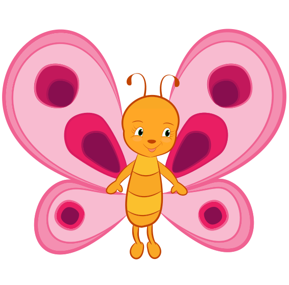 Free to Use & Public Domain Butterfly Clip Art.