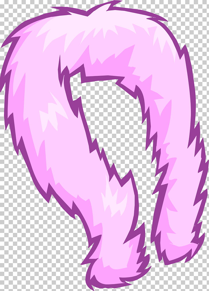 Club Penguin Feather boa Scarf , feathers PNG clipart.