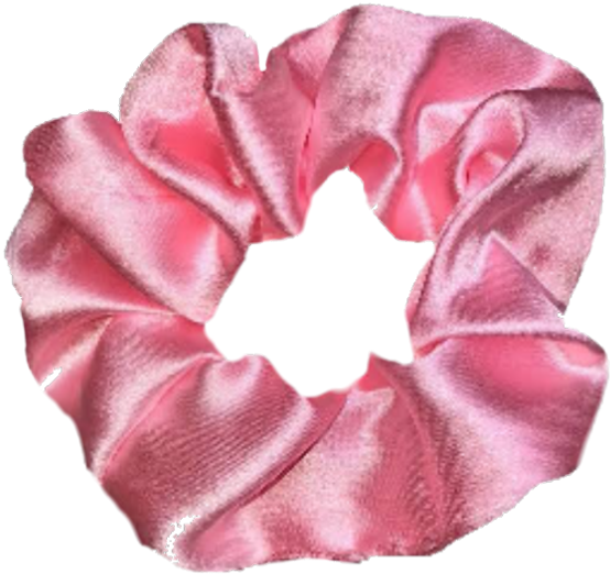 Download Free png pink scrunchie png clothes aesthetic pngs.