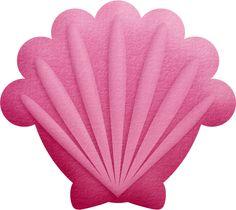 Showing post & media for Cartoon seashell pink.