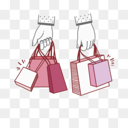 Pink Shopping Bag PNG and Pink Shopping Bag Transparent.