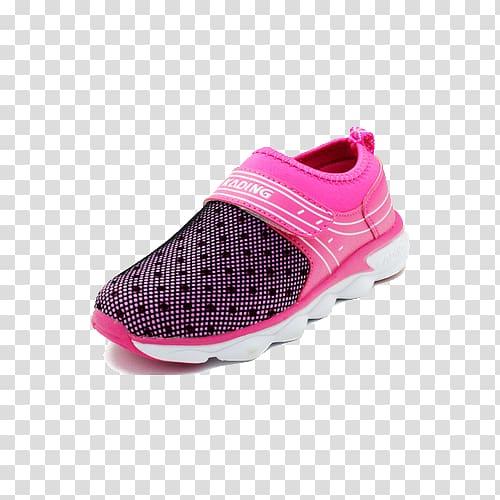 Unpaired pink slip.