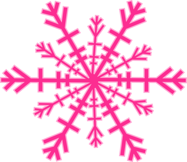 Library of round snowflake vector free png files.