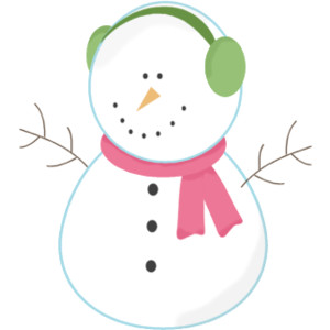 Download High Quality snowman clipart pink Transparent PNG.