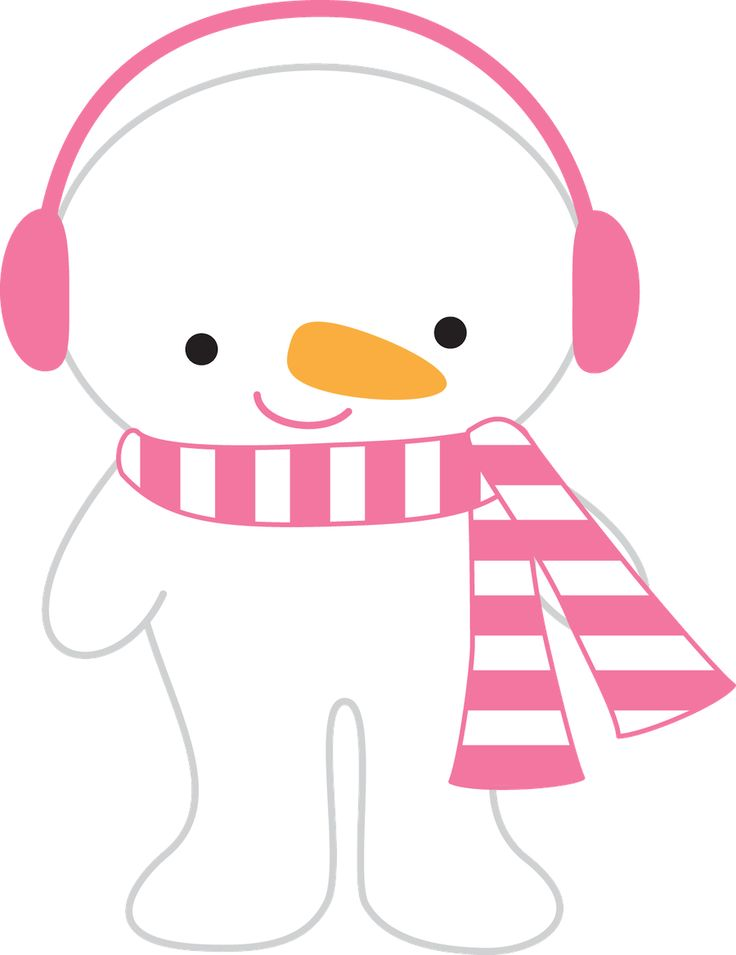 Free Pink Snowman Cliparts, Download Free Clip Art, Free.