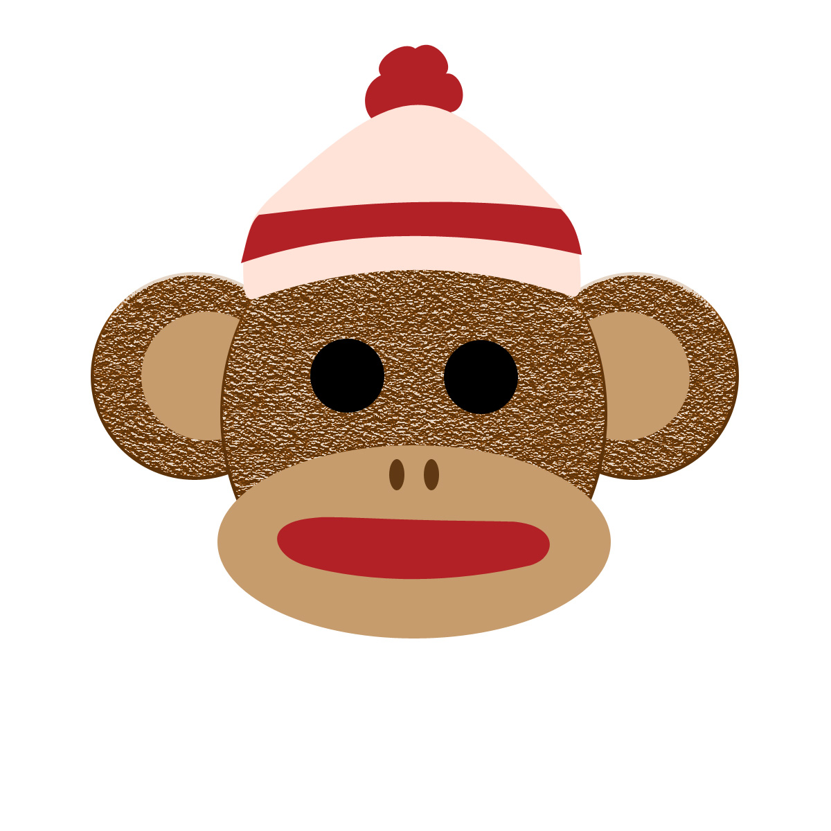 Sock Monkey Clip Art & Sock Monkey Clip Art Clip Art Images.