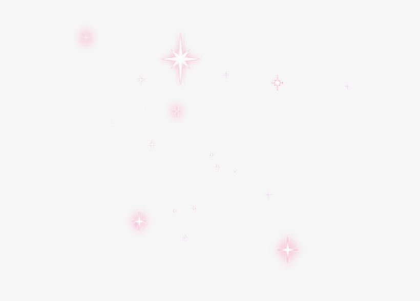 Pink Sparkles Png.