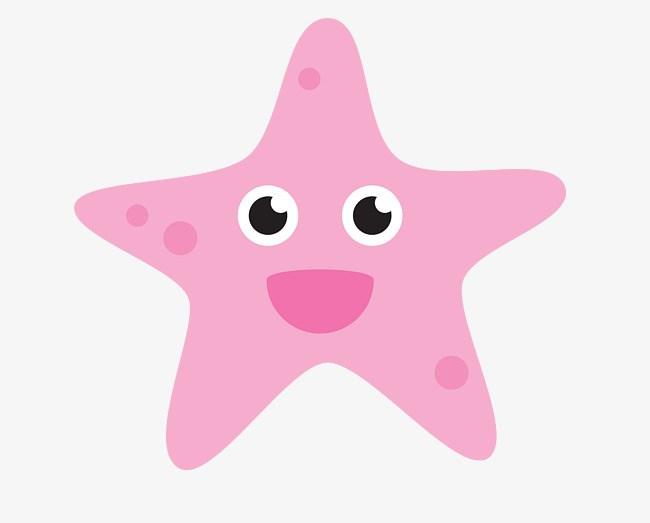 Pink starfish clipart 4 » Clipart Portal.