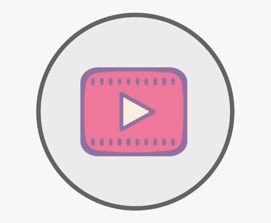 Subscribe Button Png Pink , Free Transparent Clipart.